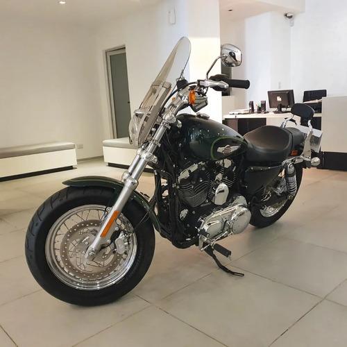 Harley Davidson Sporter 1200 Custom 2016 M