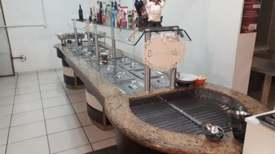 Vende-se Ponto E Restaurante Completo