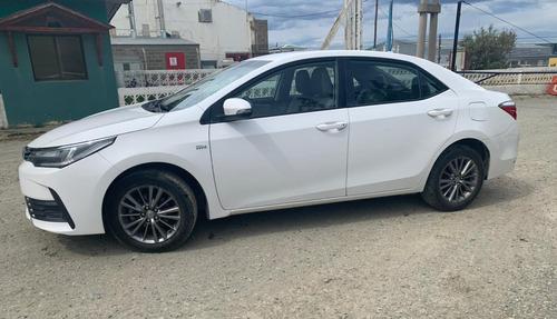 Toyota Corolla Xei Pack 2018 Ushuaia