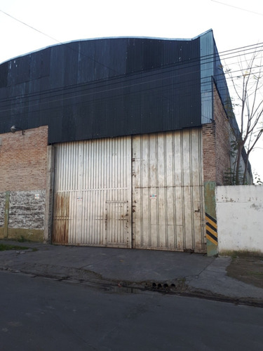 Venta Deposito Galpon Hurlingham Zona Industrial E1 T1