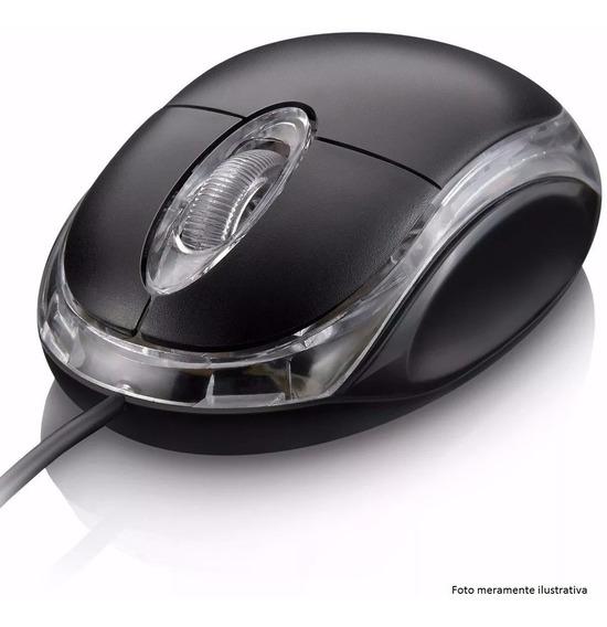 Mouse Usb Optico