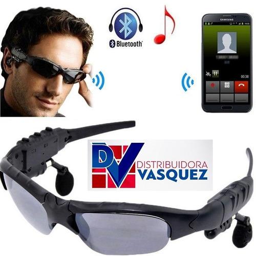 Gafas Bluethoo Deportivas Manos Libres Audifonos Y Microfono