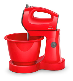 Batedeira Philips Walita, Ri7200/40, 400w, Vermelha
