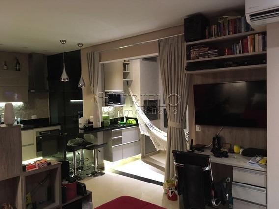 Venda Loft - 1 Dormitorio ( Mobiliado E Decorado )-vila Oliveira-mogi Das Cruzes-sp - V-2043