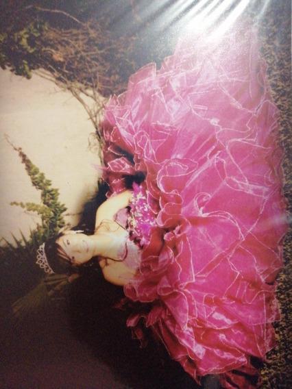 Vestido De Xv Años Rosa