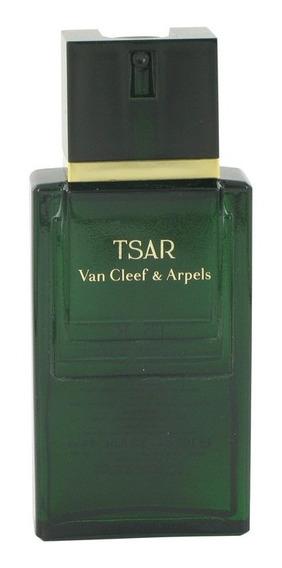 Perfume Van Cleef & Arpels Tsar Masculino 100ml Edt - Sem Caixa