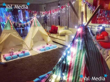 Piyamada Pijama Party Tipi Carpas Fiestas Alquileres Ps4