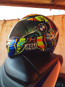 Capacete Agv 5 Continents