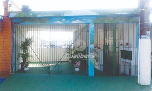 Imagem 1 de 15 de Casa Com 3 Dormitórios À Venda, 240 M² Por R$ 340.000,00 - Parque Das Américas - Mauá/sp - Ca0073