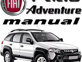 Fiat Palio Adventure 1.6 113hp Abs Mt Camara Sensor Rev Arh
