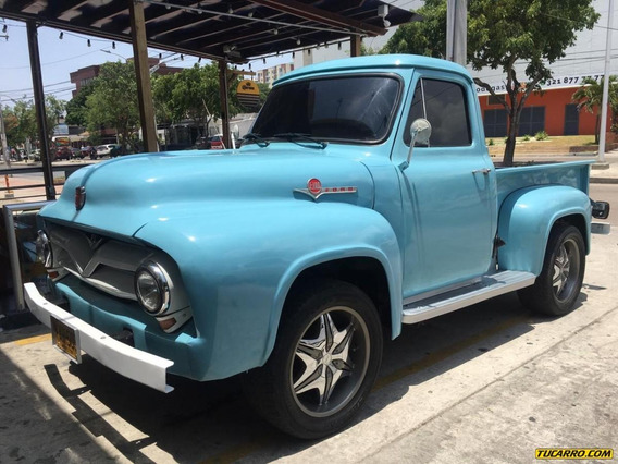 Ford F-100 2.5