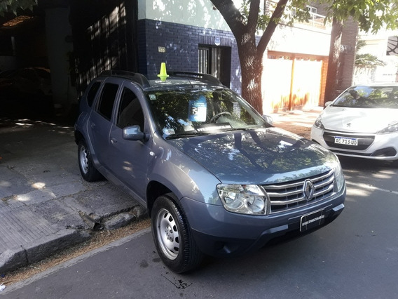 Renault Duster 1.6 4x2 Confort Plus Abs 110cv 2015