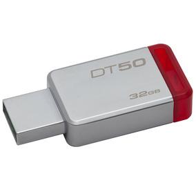 Pen Drive 32 Gb Kingston Data Traveler Usb 3.1 Dt50