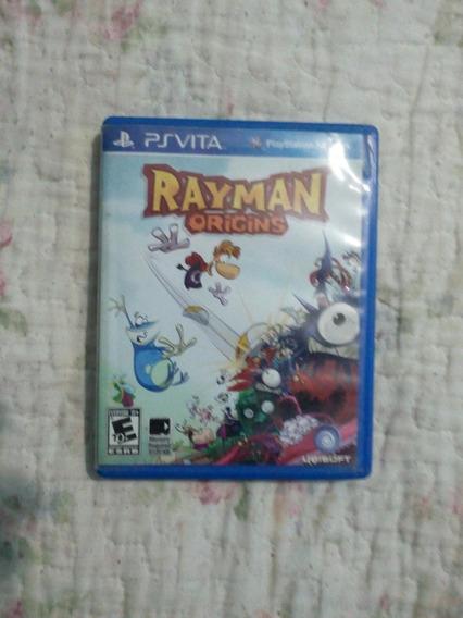 Rayman Origins - Ps Vita - Mídia Física