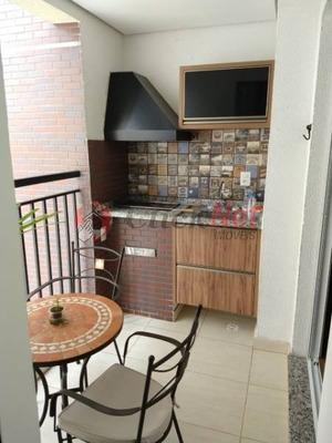 Ótimo Apartamento Em Condomínio Clube Para Venda No Bairro Boa Vista Em São Caetano - 5047