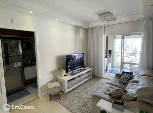 Imagem 1 de 10 de Apartamento À Venda Em São Paulo - 23649