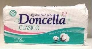Algodon Doncella 500grs