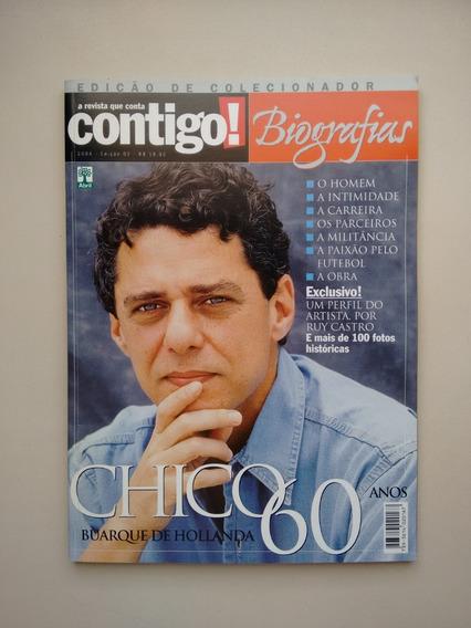 Revista Contigo 01 Biografias Chico Buarque 60 Anos B262