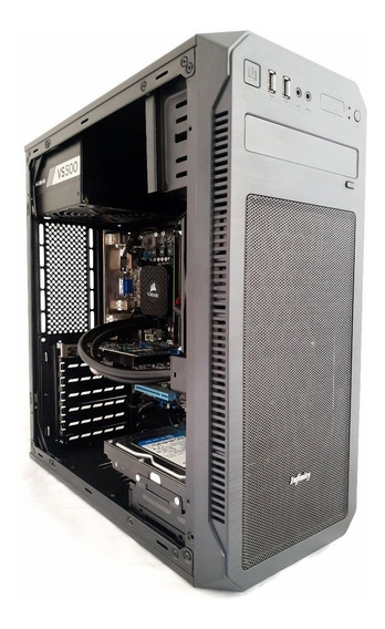 Computador Pc Trabalho Xeon E5-2620 32gb Memoria