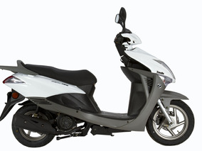 Moto Scooter Styler Rt 125cc Zanella 0km 2018