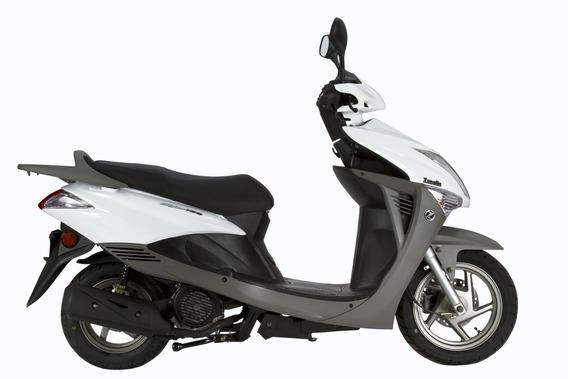 Moto Scooter Styler Rt 125cc Zanella 0km