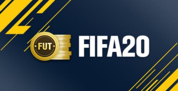 Coins Xbox One Fifa 20 ( 1milhão) + Os 5% Da E.a ( Promoção
