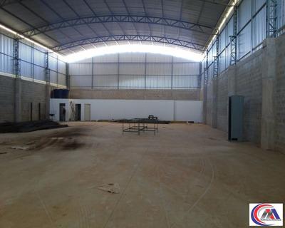 Galpao Para Locação Ou Venda Bubu, Cariacica 900,00 M2 Construída - Gl00002 - 4373417