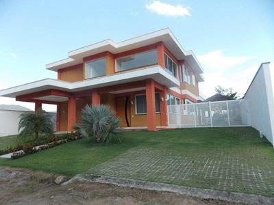 Casa Com 5 Suítes, Condomínio Lagoinha, Ubatuba - R$ 6.000 - V979