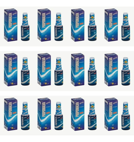 Apis Flora Propomalva Spray Bucal 30ml (kit C/12)