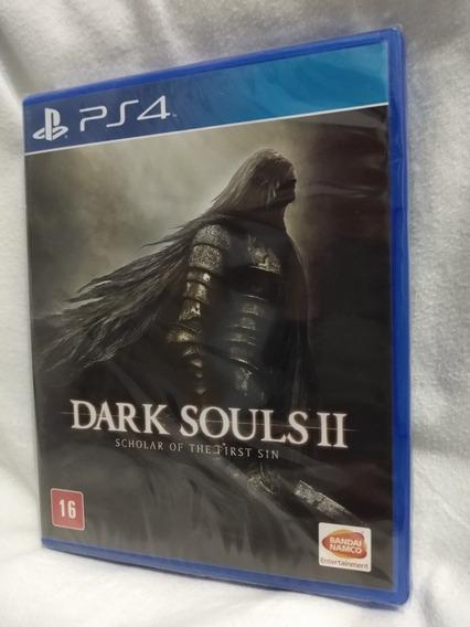 Dark Souls Ii Ps4 Mídia Física Lacrado