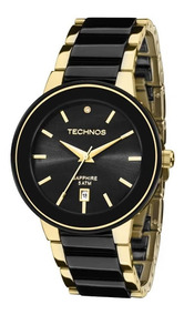 Relógio Technos Feminino Elegance Ceramic 2115krs/4p