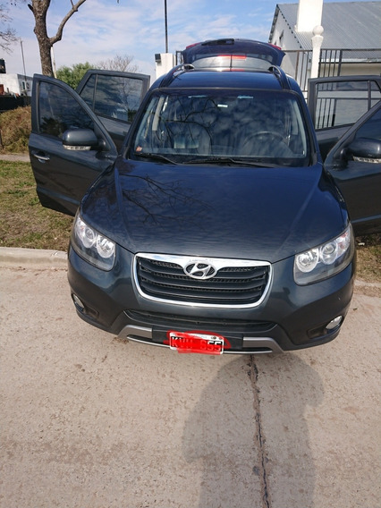 Hyundai Santa Fe 2.4 Gls Premium 7as 6at 4wd 2012