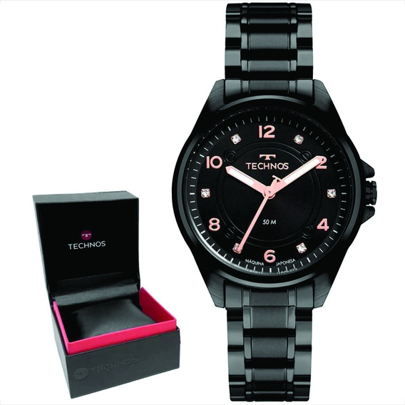 Relógio Technos Feminino Original C/garantia Nf 2035mro/4p