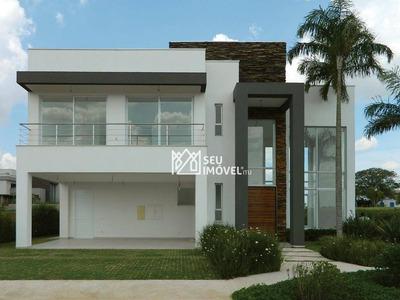 Casa Residencial À Venda, Condomínio Fazenda Alvorada, Porto Feliz - Ca1089. - Ca1089