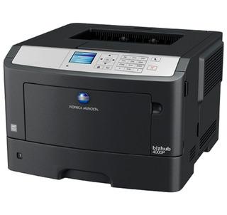 Impresora Laser Konica Minolta - Bizhub 4000p