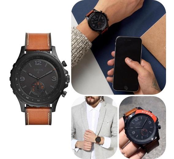 Oferta! 100% Fossil Reloj Hibrido Hombre Deportivo Kors Smartwatch