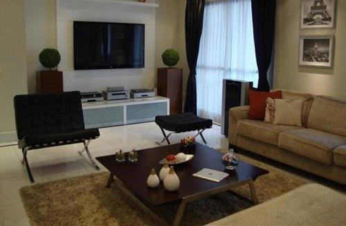 Apartamento Com 2 Suites Com Closet À Venda Por R$ 910.000 - Tatuapé/jardim Anália Franco - São Paulo/sp - Ap6583