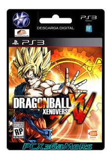 Ps3 Juego Dragon Ball Xenoverse Pcx3gamers