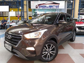 Hyundai Creta Pulse 1.6 Flex At 2017 C/ 18.000km