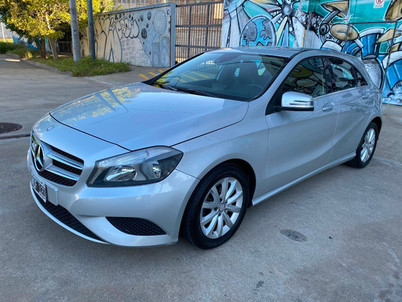 Mercedes Benz Clase A 1.6 A 200 Style Financiacion O Permuta