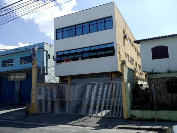 Prédio Comercial Para Locação, Vila Galvão, Guarulhos - Pr0086. - Pr0086