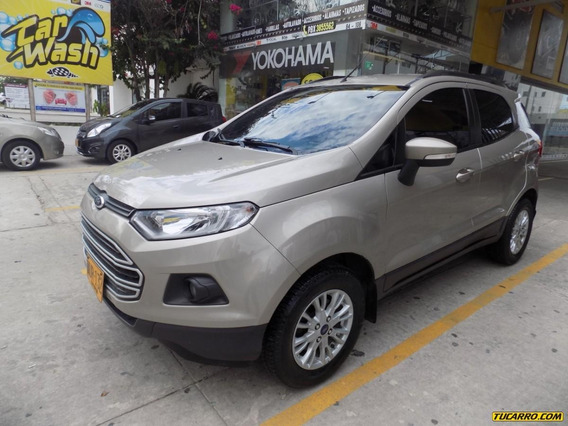 Ford Ecosport Power 2.0