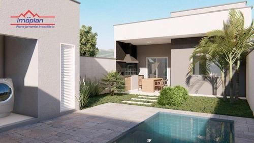 Imagem 1 de 3 de Casa Com 2 Dormitórios À Venda, 80 M² Por R$ 450.000,00 - Nova Cerejeiras - Atibaia/sp - Ca4740