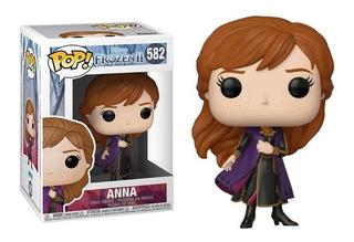 Funko Pop Disney Frozen 2 Anna (582)