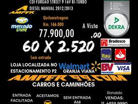 Mercedes-benz Sprinter Furgão 2012/2013