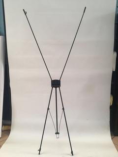 Banner X Reforzado De 60x160 Cm Porta Lona O Tela Sublimada