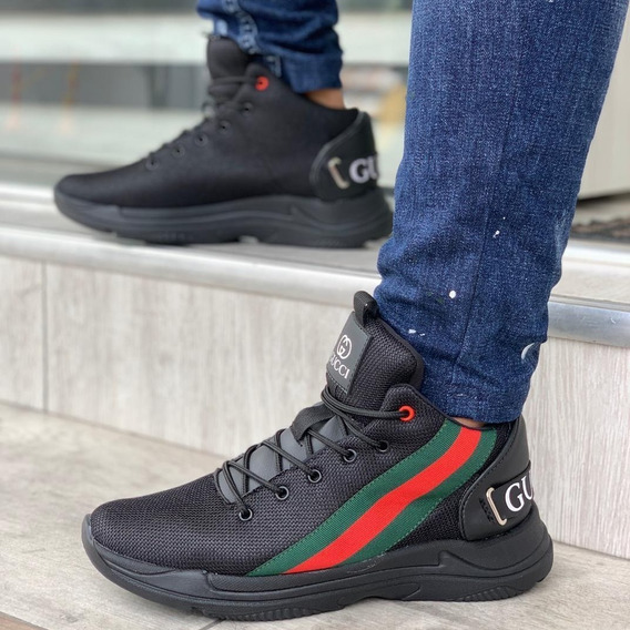 Zapatos Deportivo Corte Alto Caballero