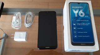Huawei Y6 2019 Sin Uso, Con Accesorios Completos.