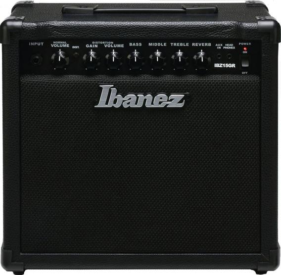 Amplificador Ibanez 15w Sin Reverb Para Guitarra Tbx-15