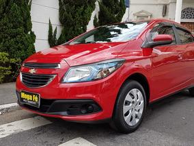 Chevrolet Onix 1.4 Lt 5p 2013 Vermelho Completo